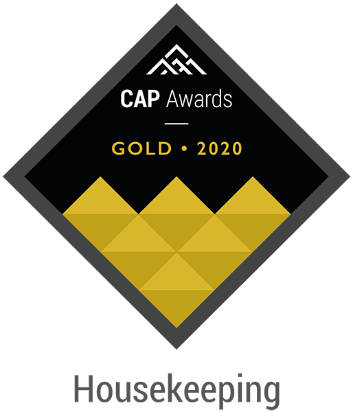 CAP_Housekeeping_Gold